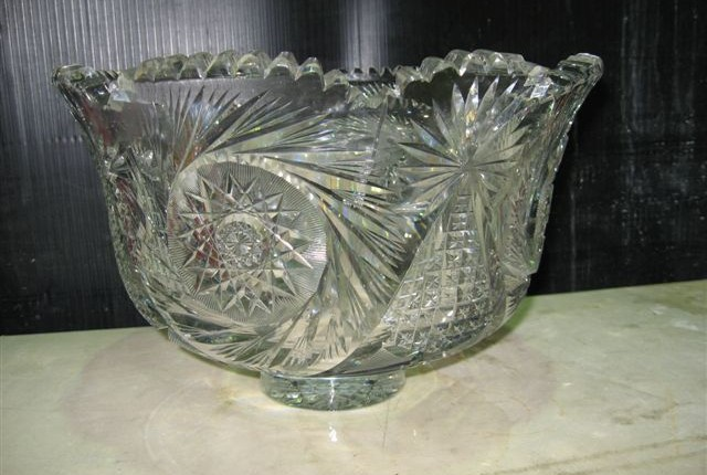 Antique Glass Repair By The Glassman